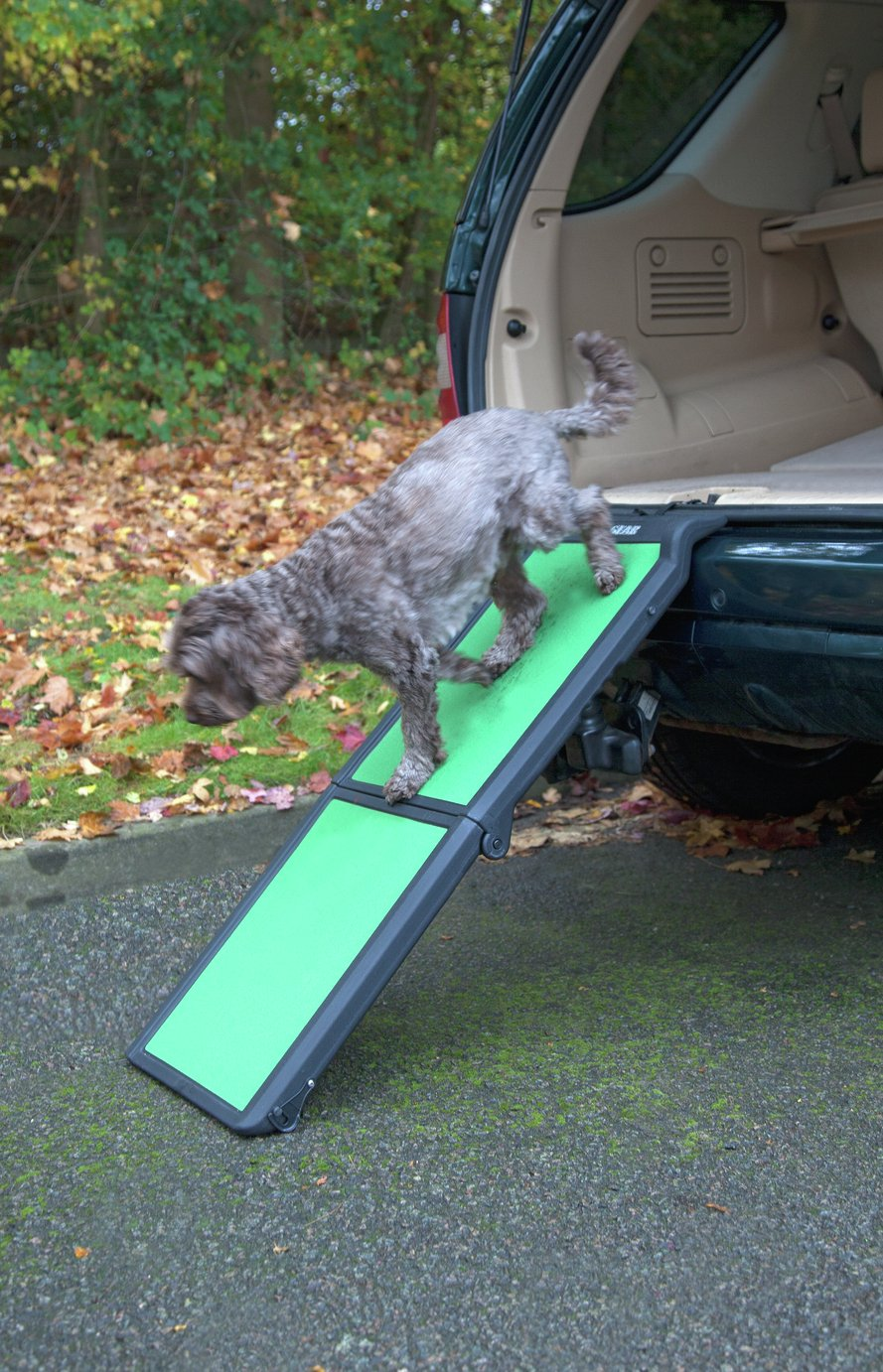 Pet Gear Travel Light Bi-Fold Pet Ramp