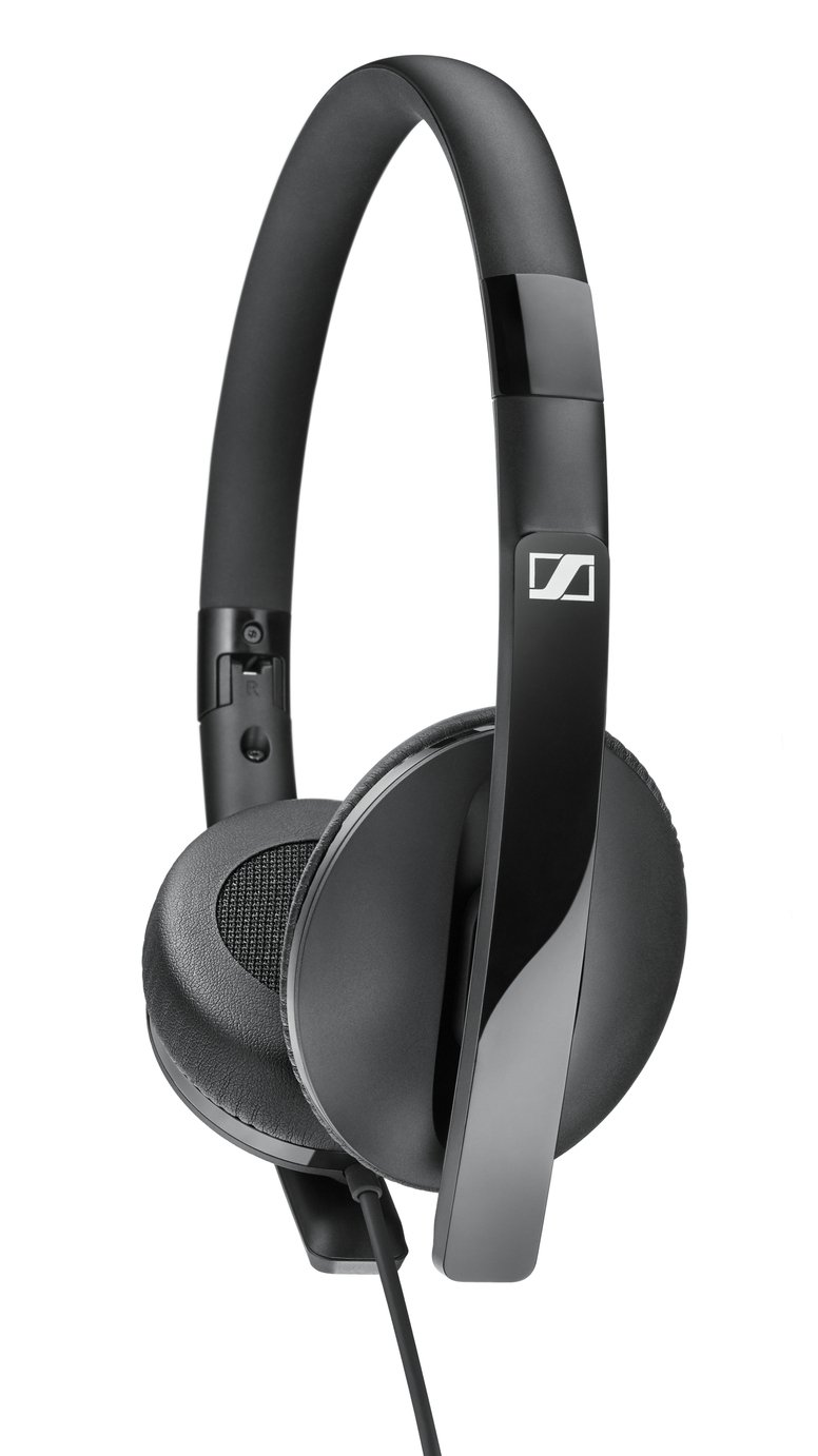 Sennheiser HD 2.20S On-Ear Headphones for iOS and Android