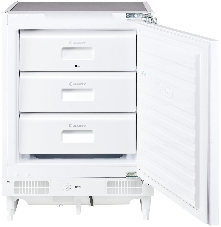 Candy - CFU130EK - Undercounter - Freezer - White