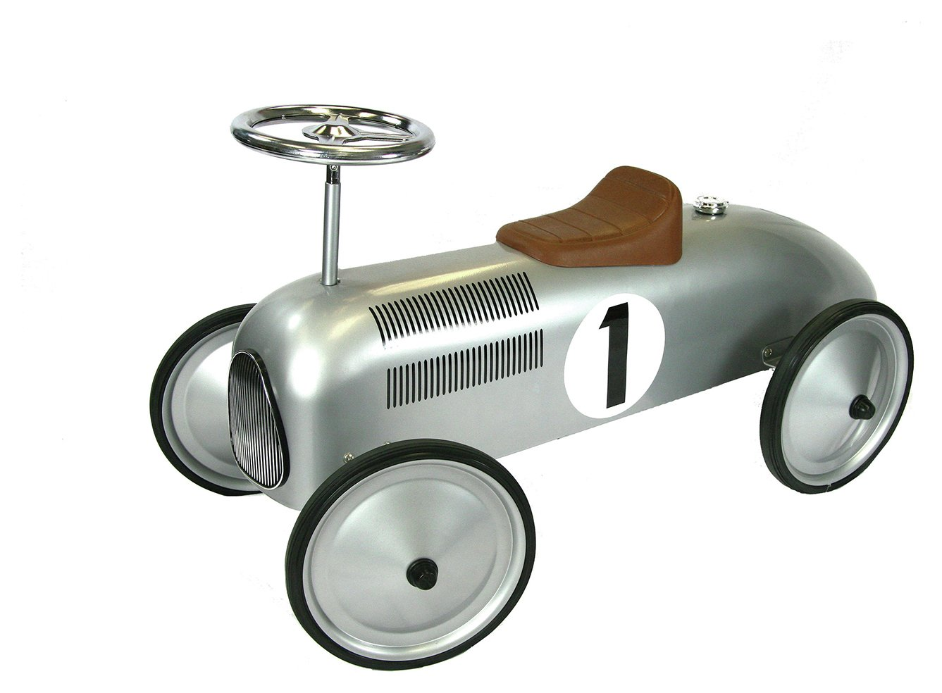 Image of Great Gizmos Classic Racer - Silver.