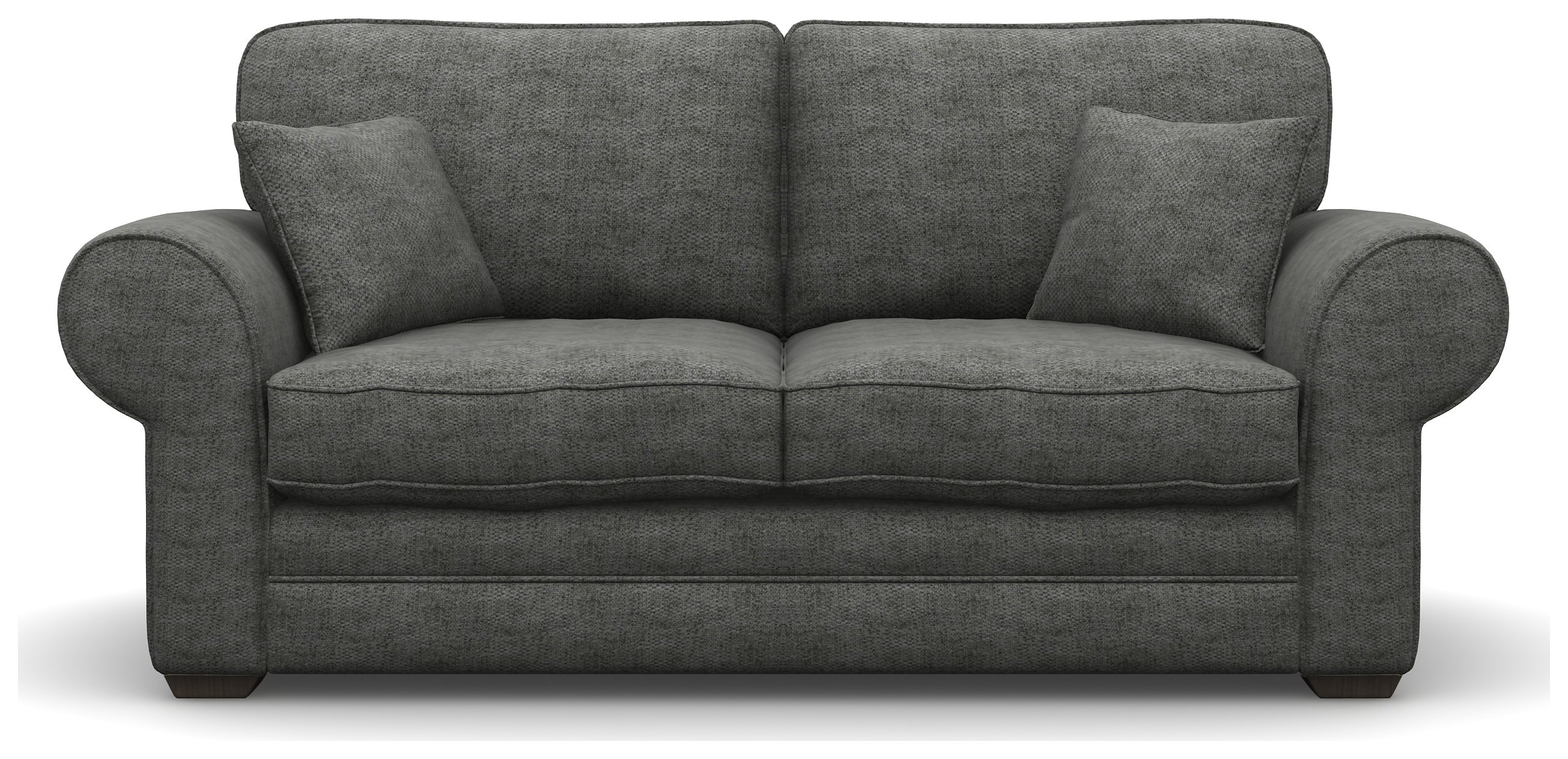 Heart of House Chedworth Small Double Sofa Bed - Grey.