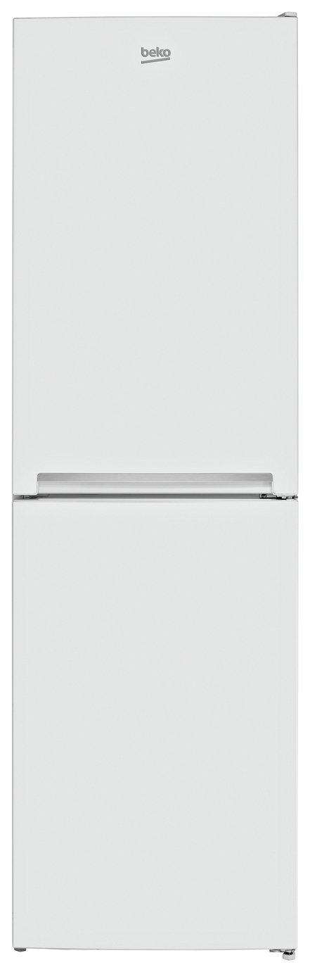 Image of Beko - CSG1582W - Fridge Freezer - White