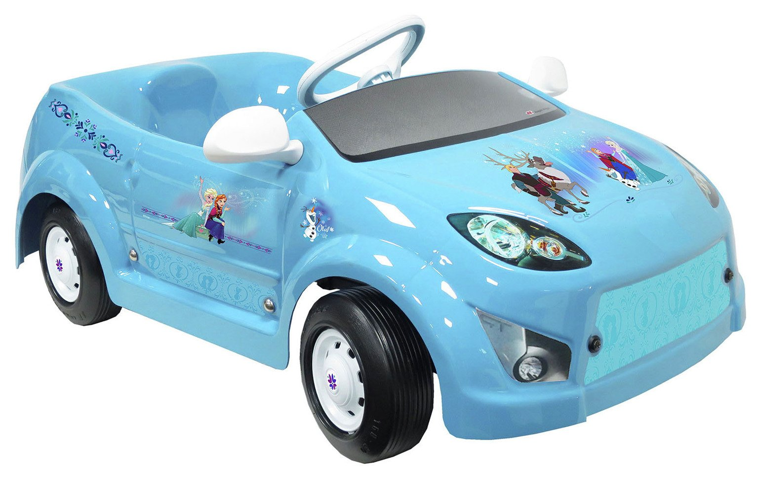 Disney - Frozen Light Blue Pedal Car