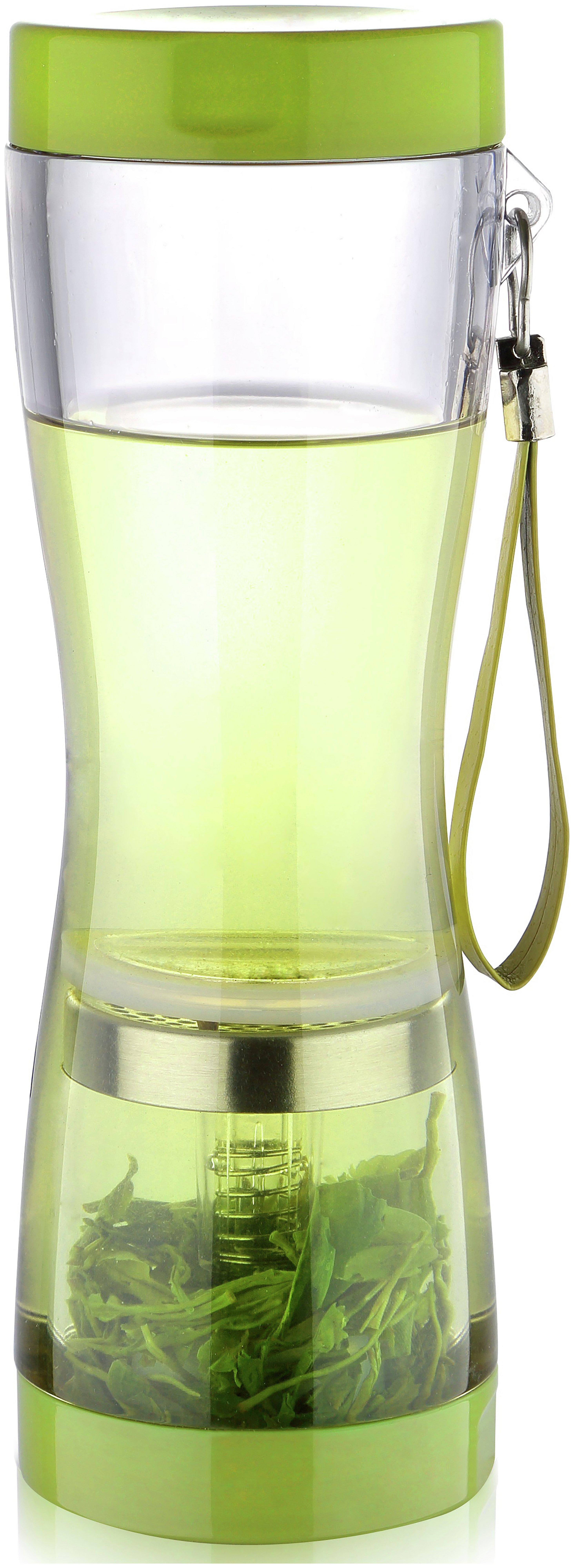 Image of Chef Sauce Glass Tea Bottle.