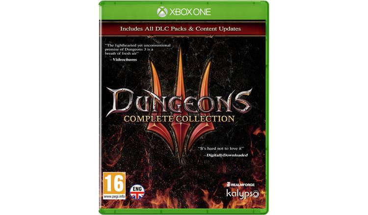 Dungeons 3 Complete Collection Xbox One Game Pre-Order