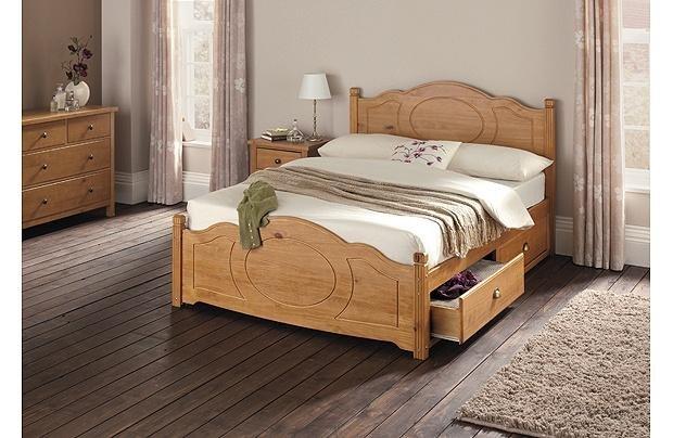 Buy Argos Home Sherington Single 2 Drawer Bed Frame Pine Bed