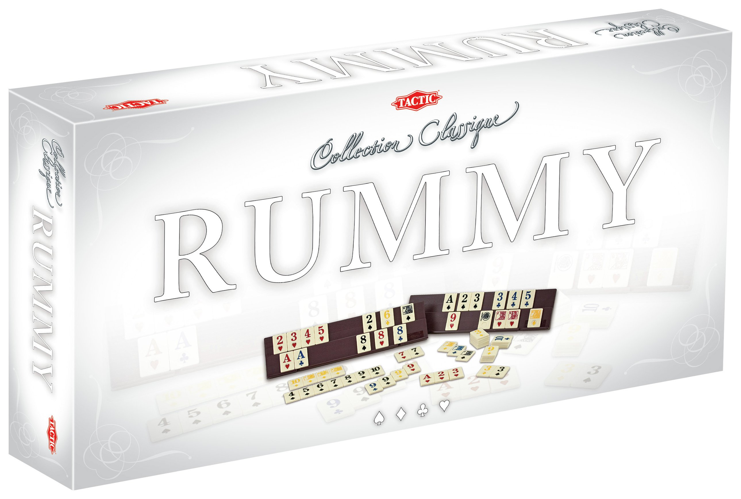 Tactic Games Rummy.