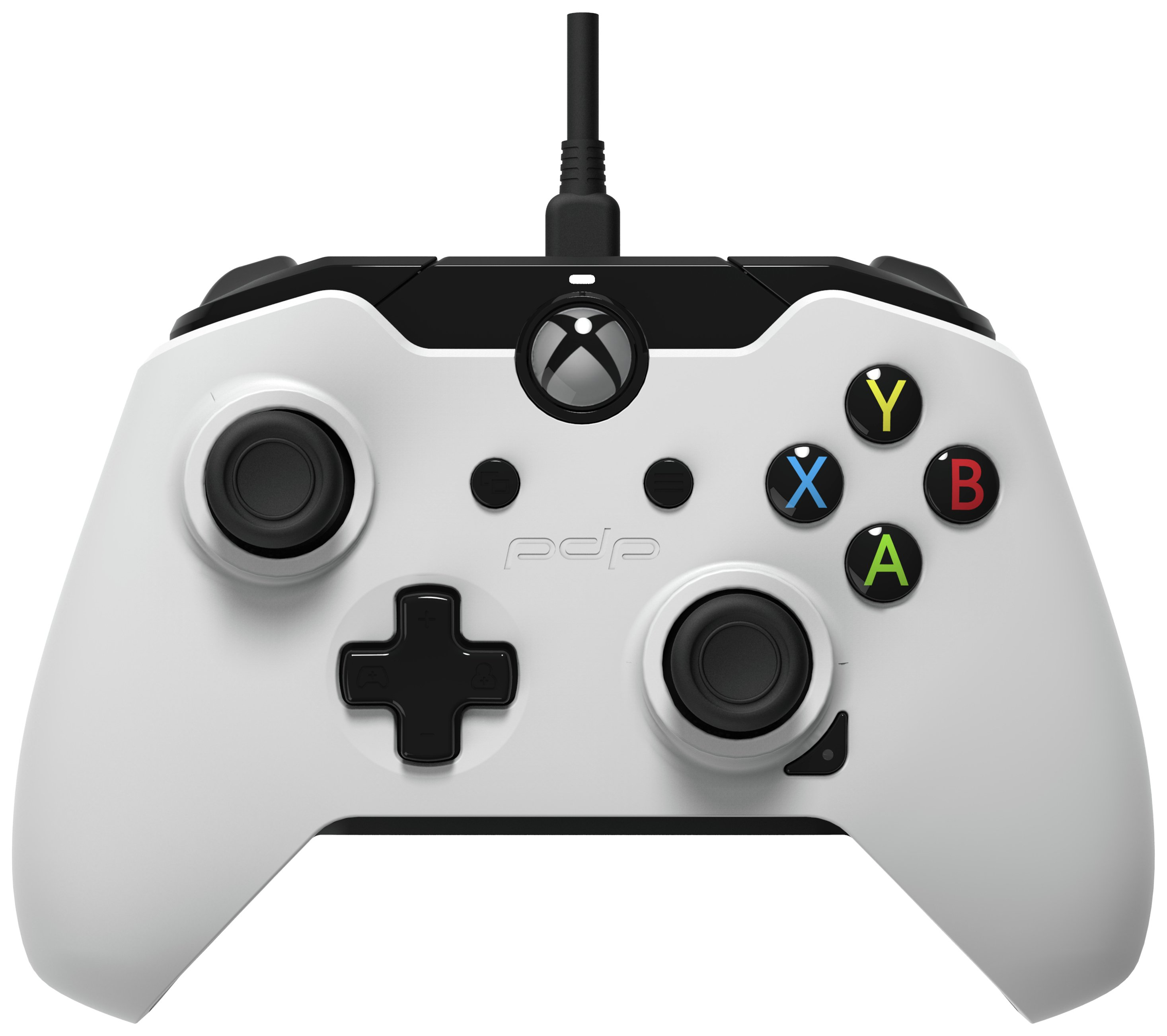 PDP Xbox One Licensed Controller - White.