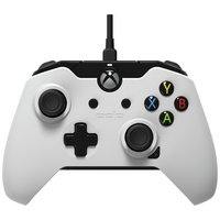 PDP Xbox One Licensed Wired Controller - White