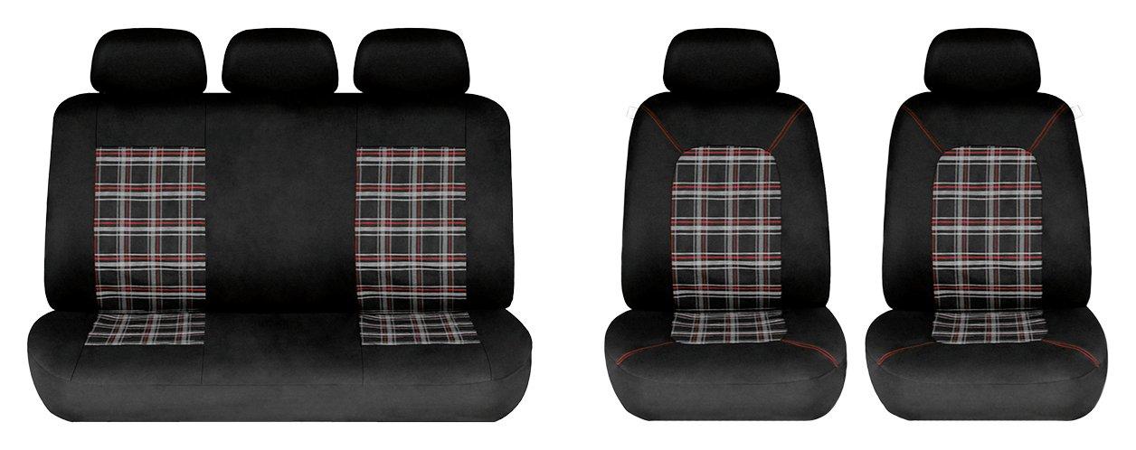 Sakura Lambeth Seat Cover Set