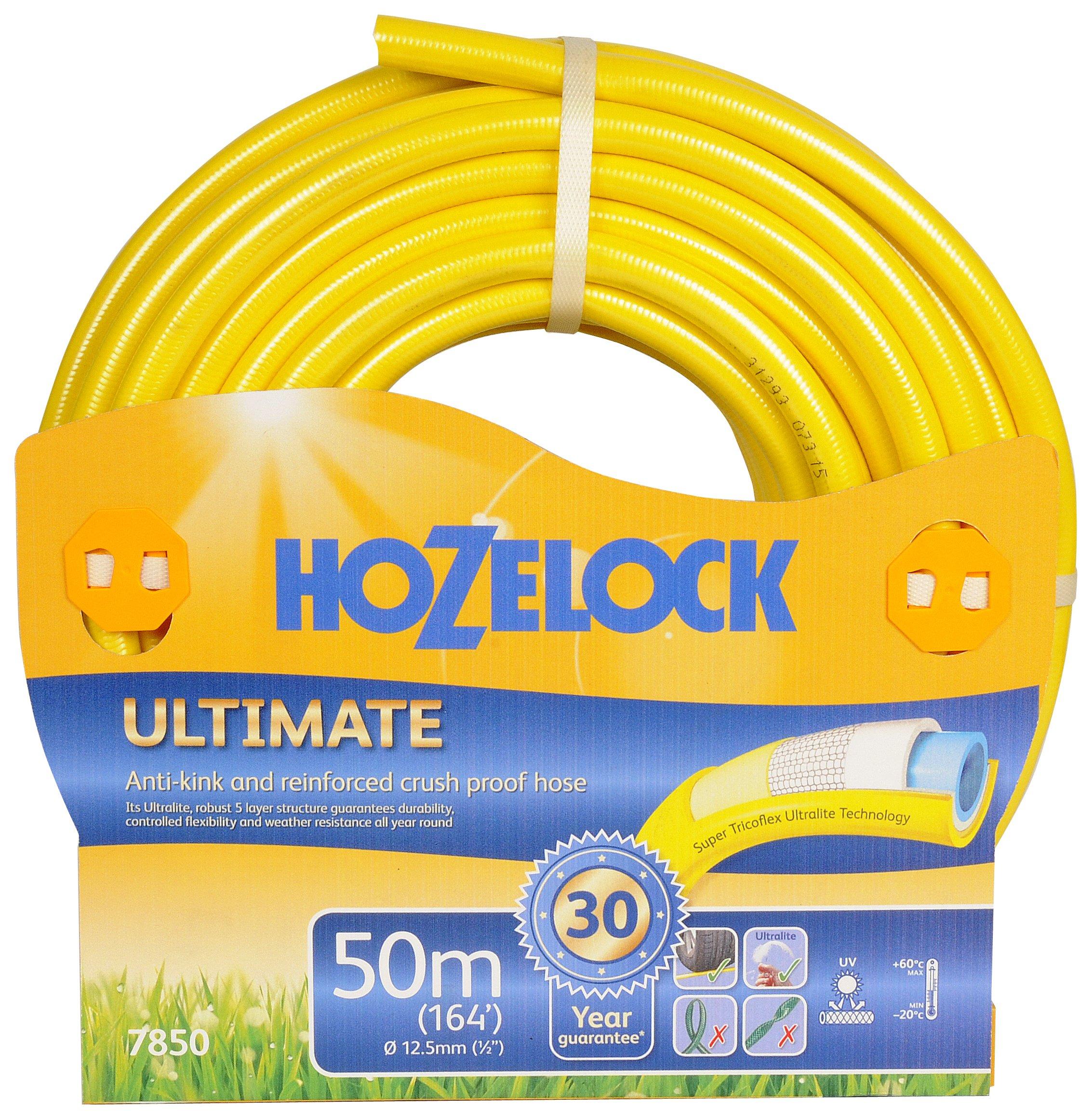 Image of Hozelock 50m Ultimate Hose.