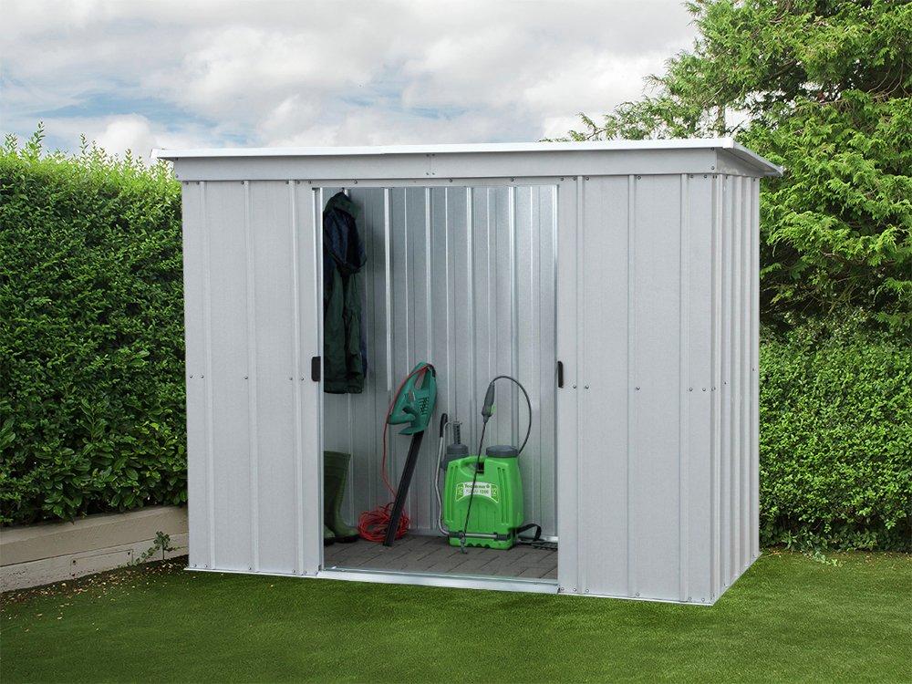 Buy Yardmaster Metal Garden Shed 6 x 4ft at Argoscouk Your