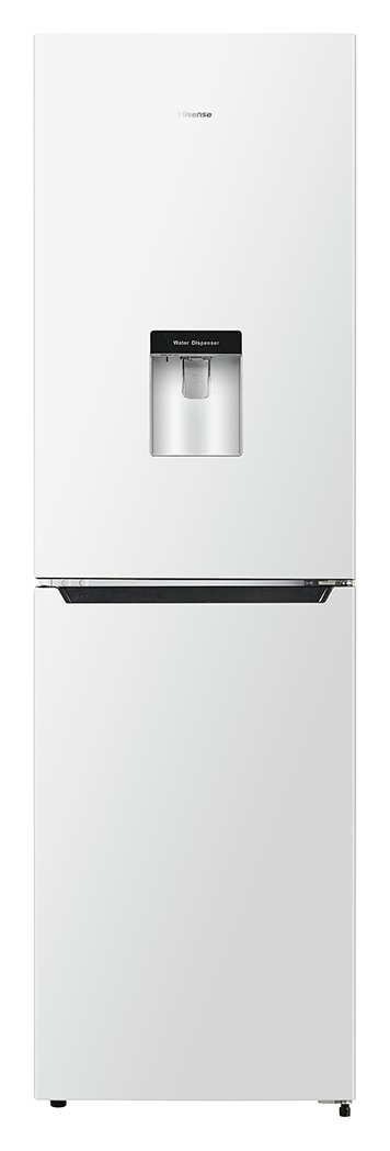 Hisense RB335N4WW1 Frost Free Fridge Freezer – White