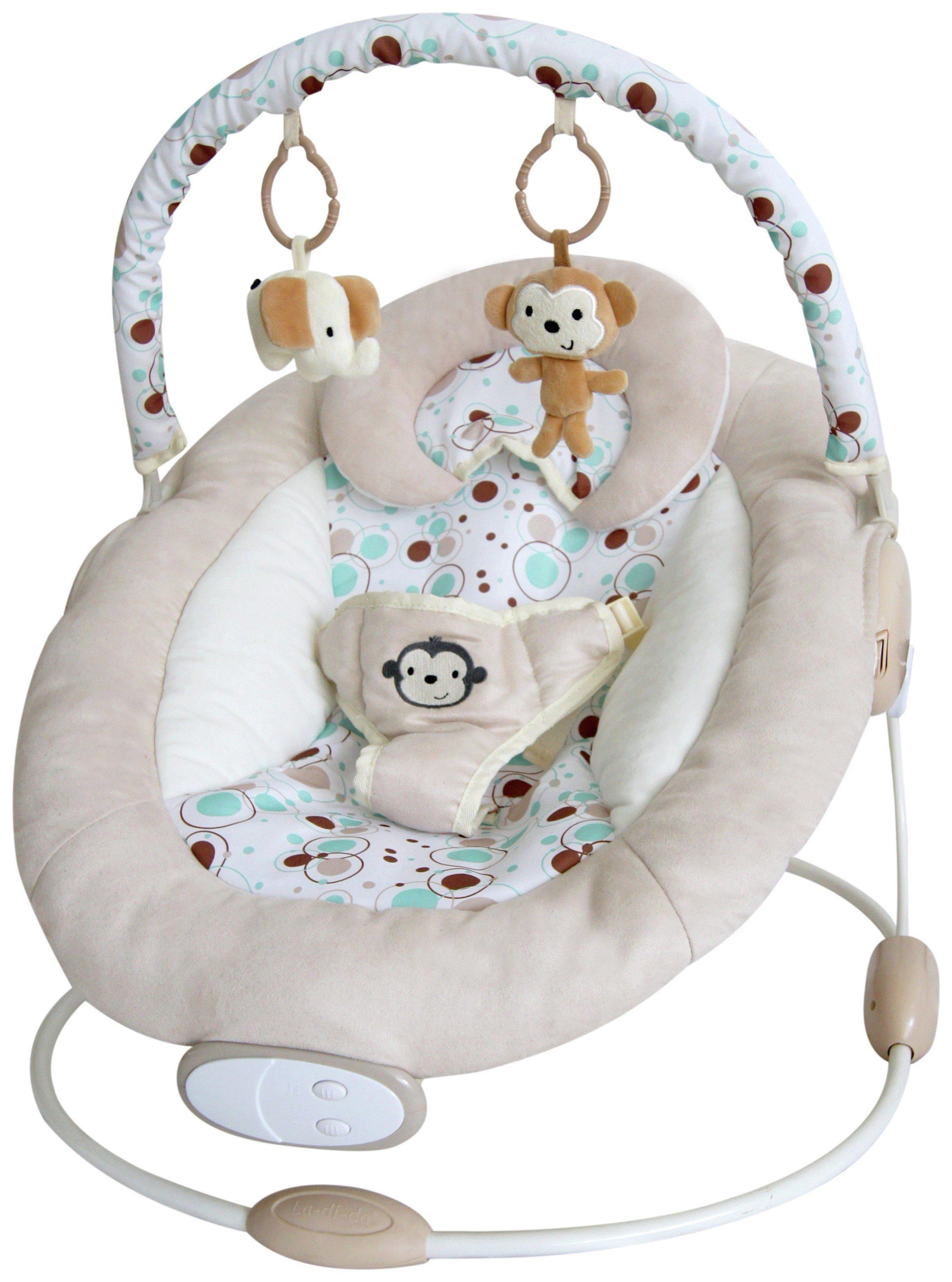 Image of BeBe Style Comfiplus Floating Baby Cradle.
