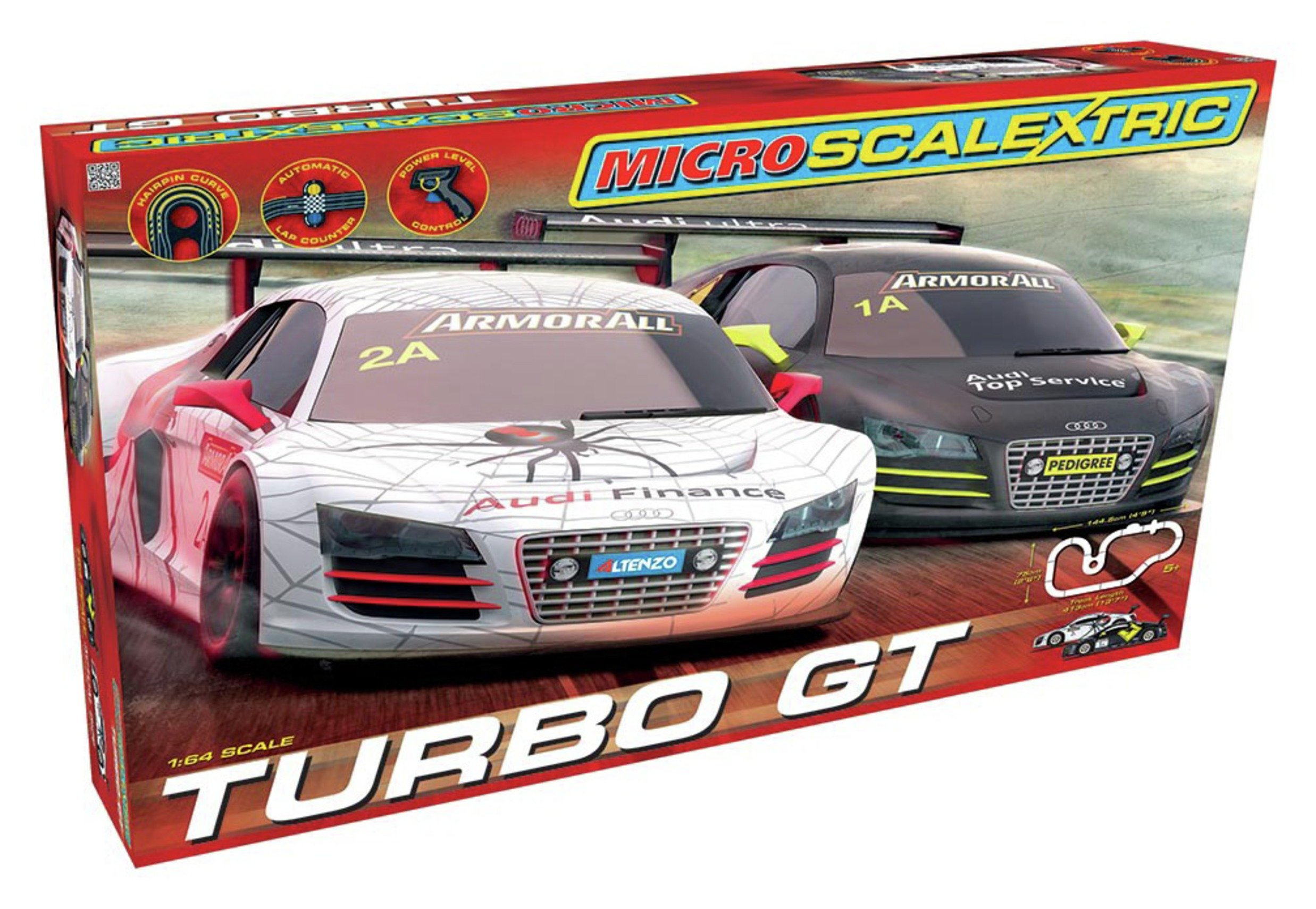 Scalextric - Turbo GT.