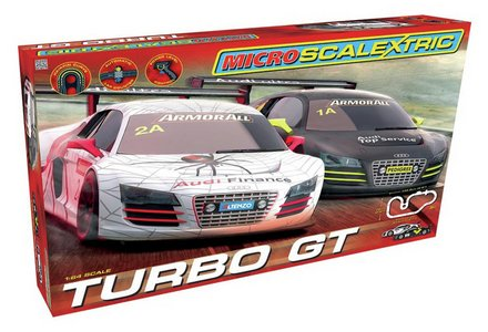Scalextric Turbo GT