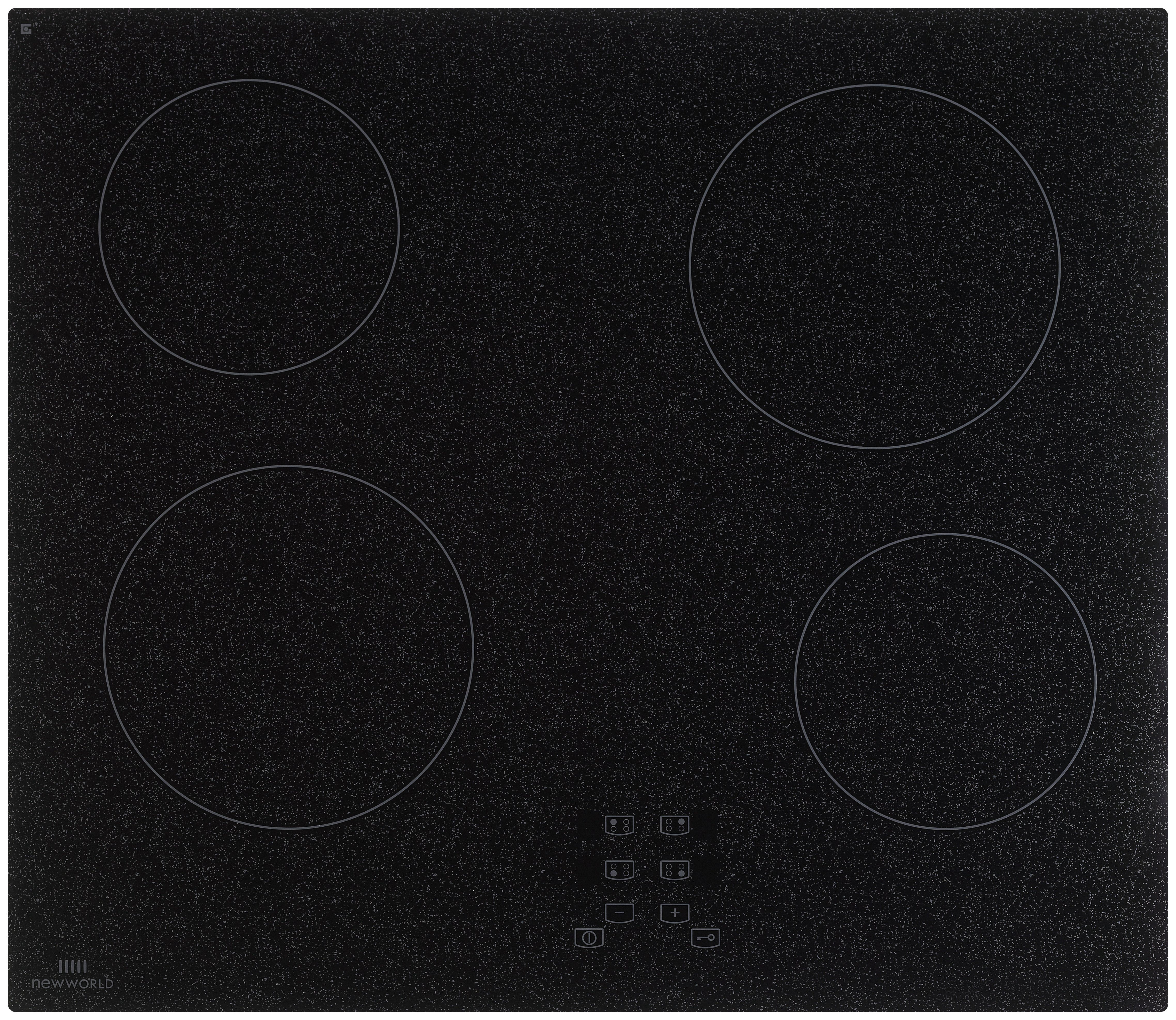New World - NWTC601 - Ceramic Hob