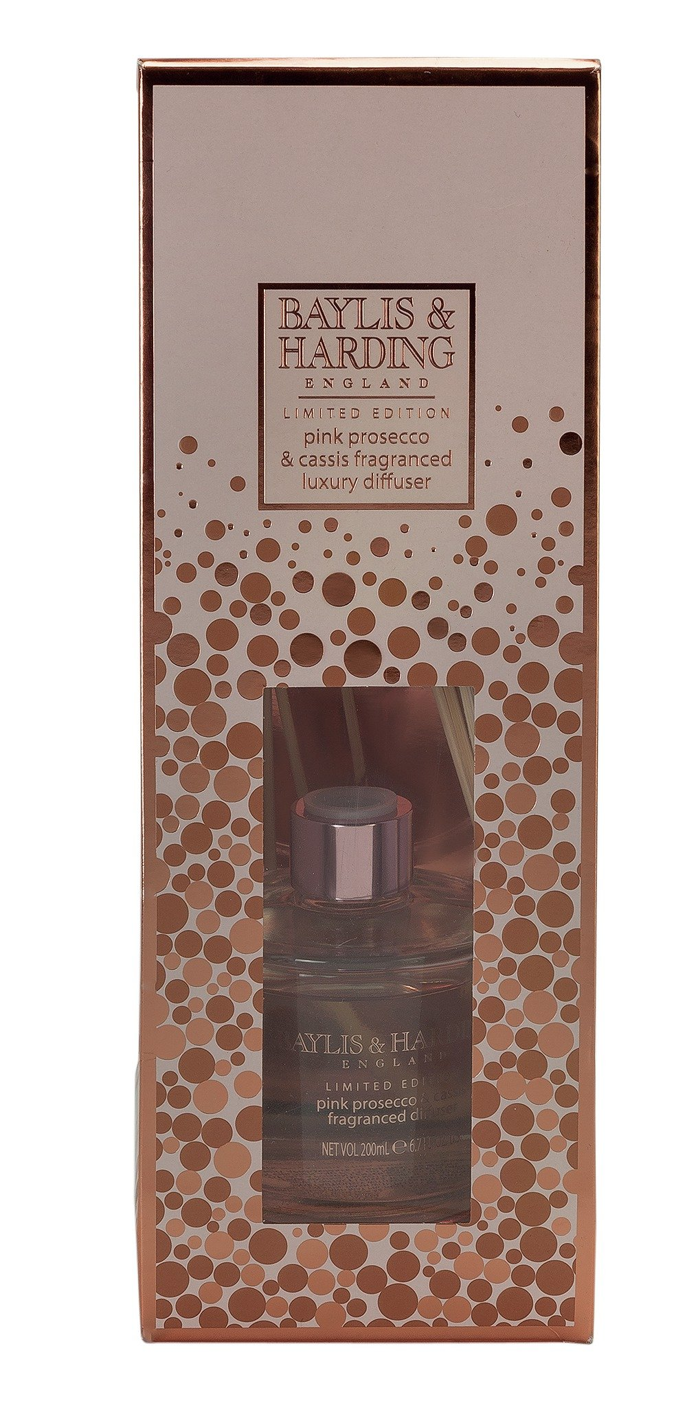 Image of Baylis & Harding - Escape Pink Prosecco reed Diffuser