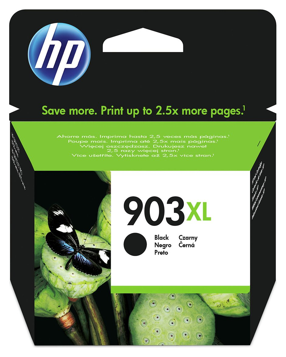 HP HP 903XL Black Ink Cartridge.