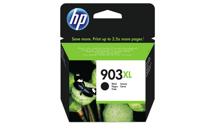 HP 903 XL High Yield Original Ink Cartridge - Black