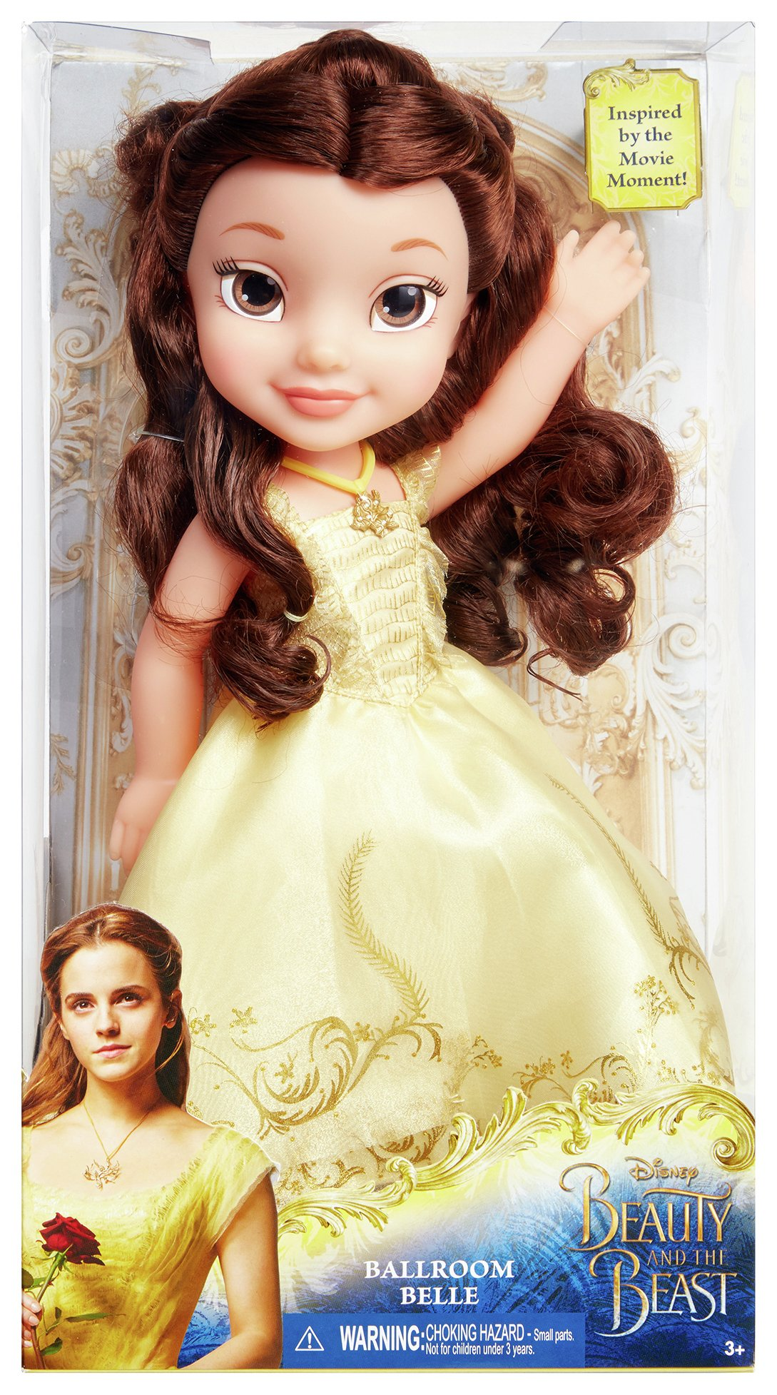 Image of Beauty and the Beast Ballroom Belle Doll