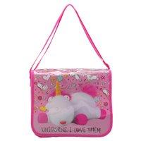 Minions Unicorn Pink Messenger Bag