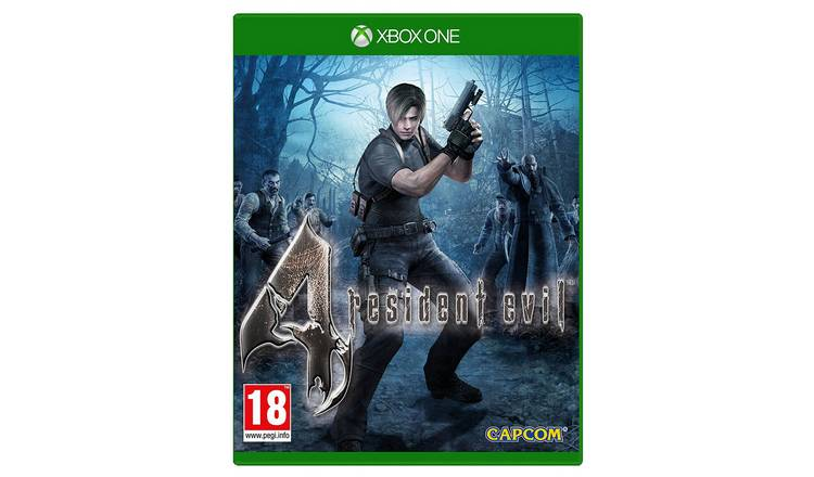 Resident Evil 4 Xbox One Game.