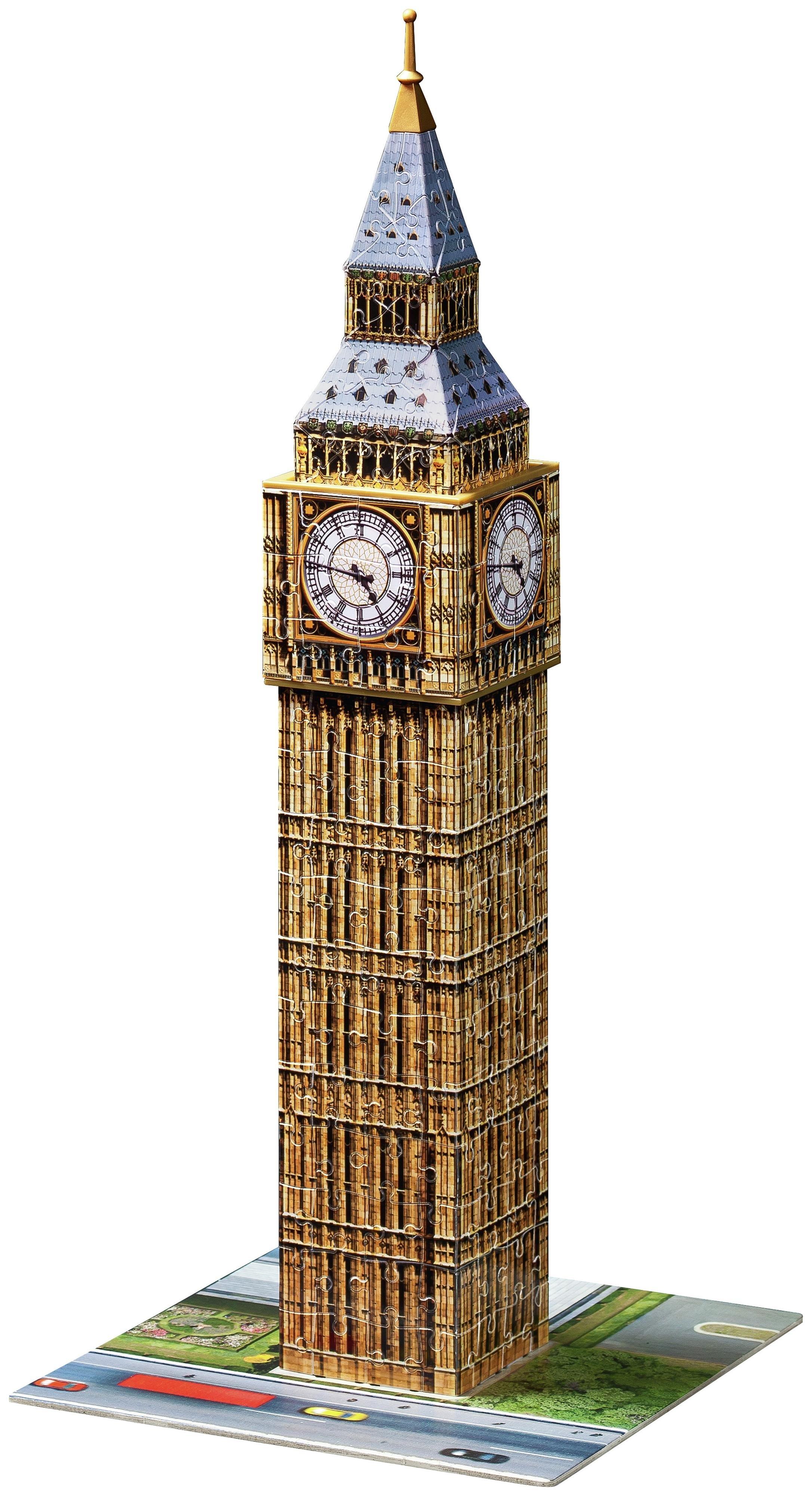 Ravensburger Big Ben 216 Piece 3D Jigsaw Puzzle