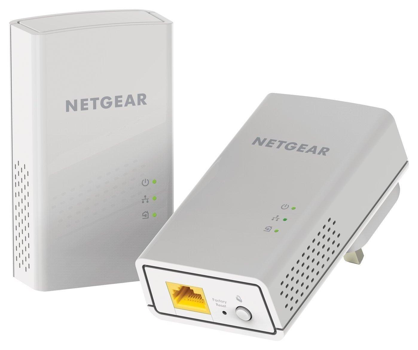 Netgear 1000Mbps Powerline Kit