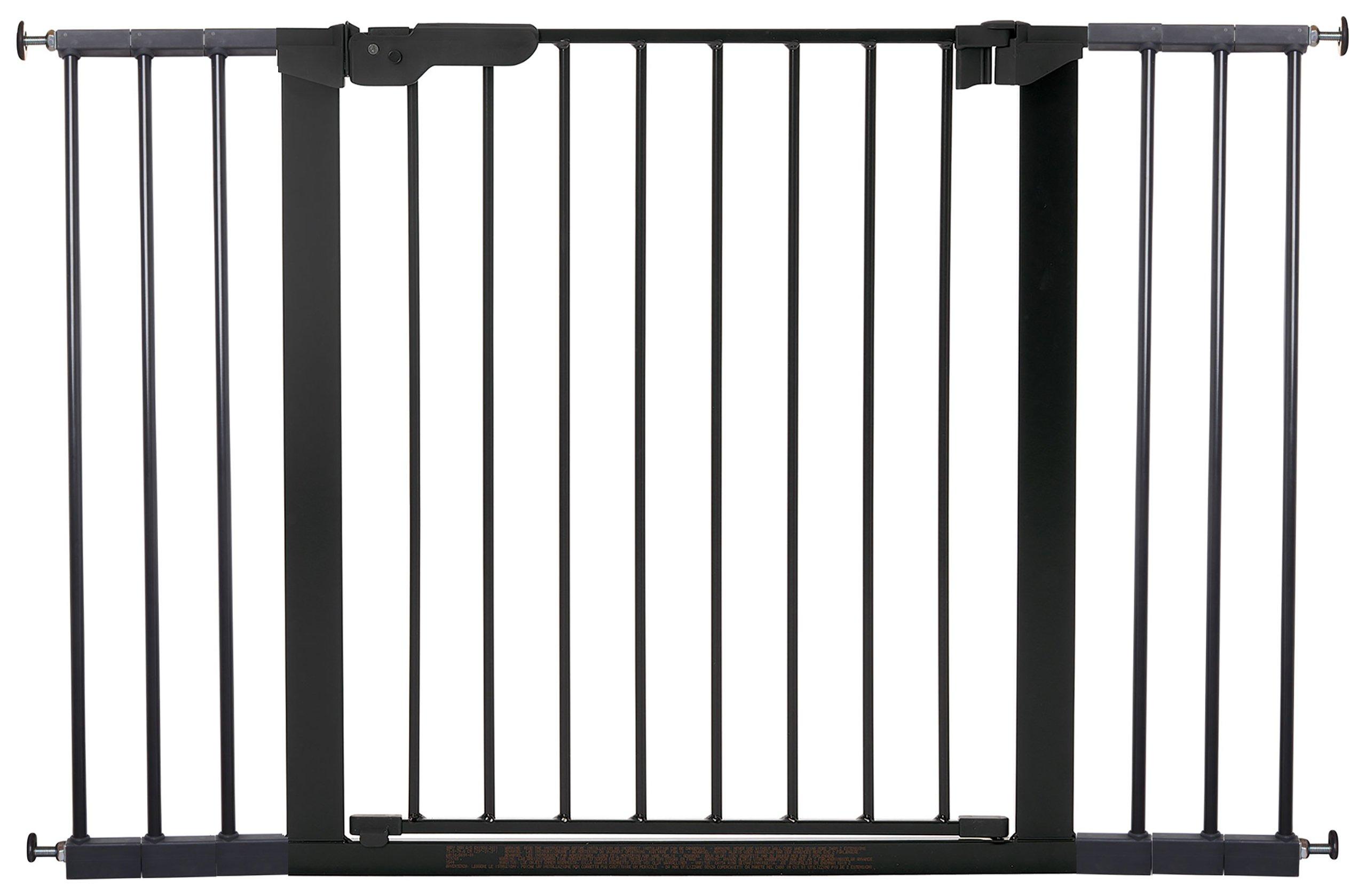 Buy Babydan Premier Extra Wide Safety Gate Black Safety Gates