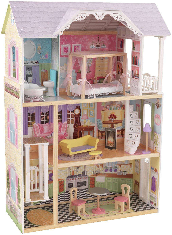 Buy Kidkraft Kaylee Wooden Dolls House Dolls Houses Argos