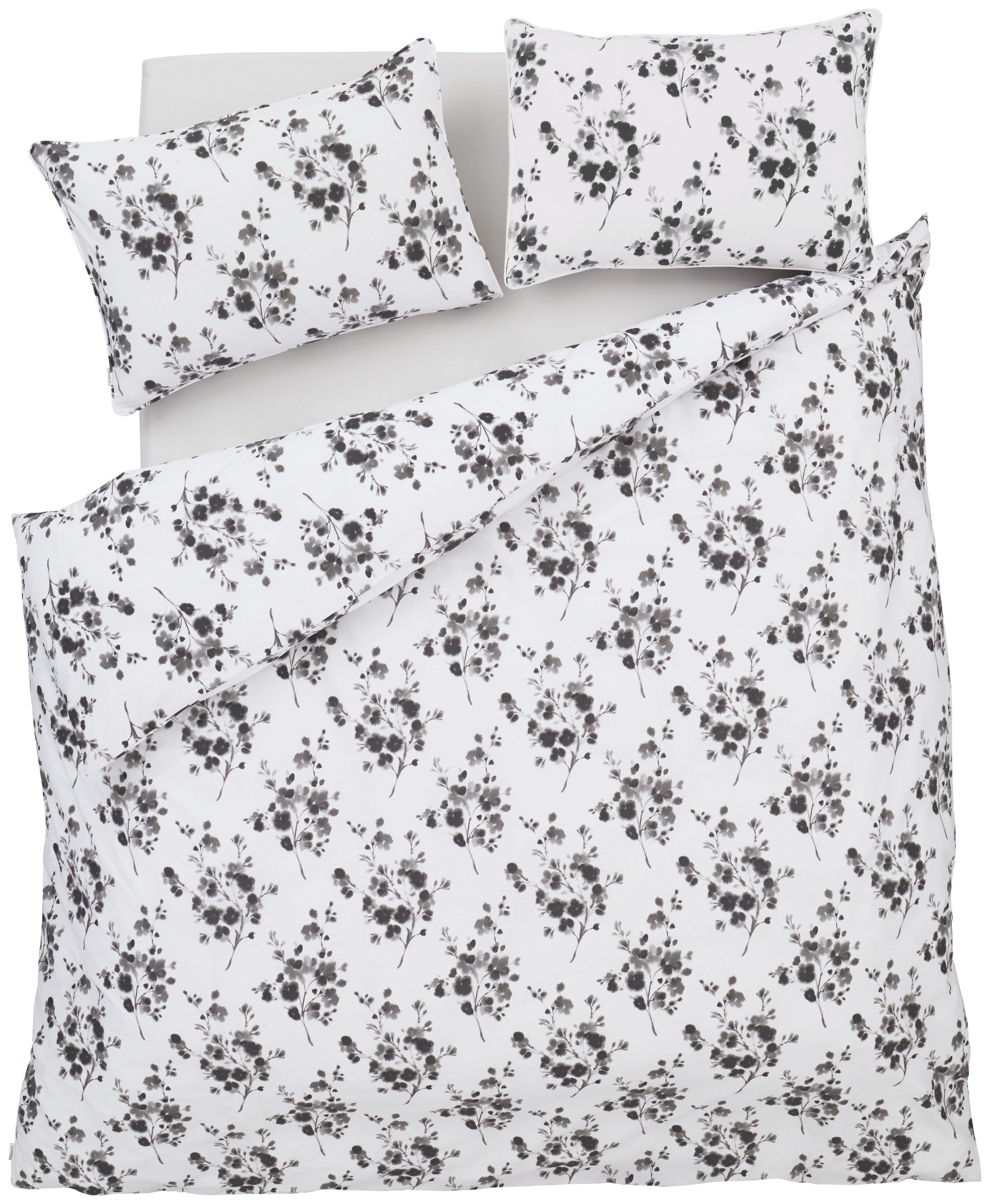 Bianca Cotton Soft Sprig Grey Duvet Cover Set Kingsize : 6705976RZ001A from furniturecompare.uk size 3507 x 4266 jpeg 1689kB