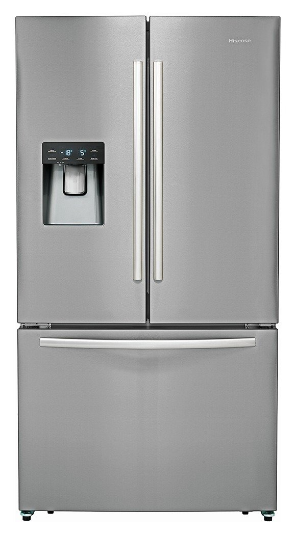 Hisense RF697N4ZS1 American Fridge Freezer - S/Steel