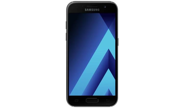 reputable site 20ffc 21b0e Buy SIM Free Samsung Galaxy A5 2017 32GB Mobile Phone - Black | SIM free  phones | Argos