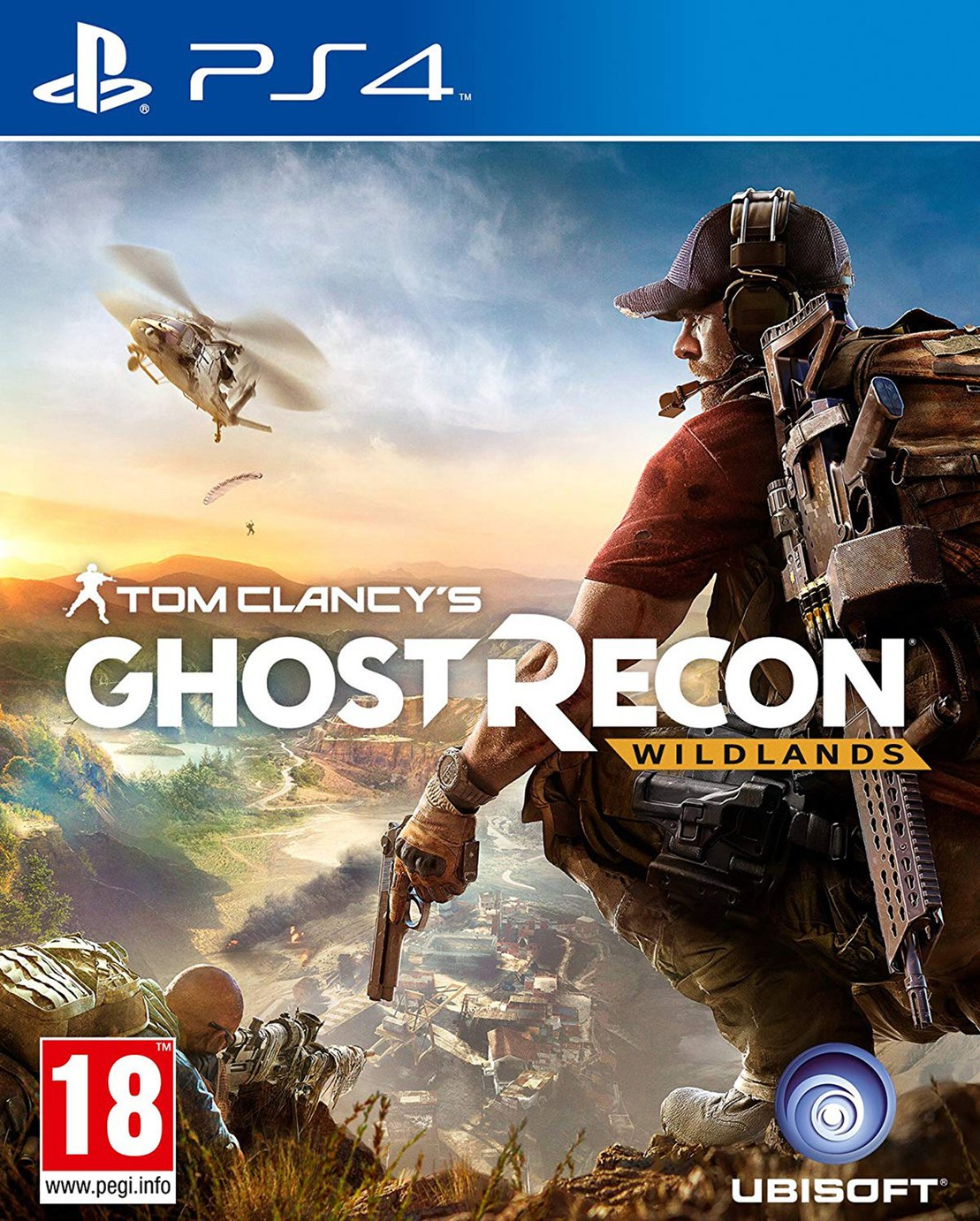 Tom Clancy's Ghost Recon: Wildlands PS4 Game