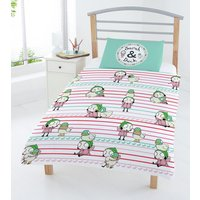 Sarah and Duck - Bedding Set - Toddler
