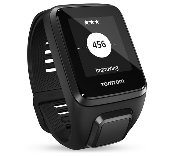 TomTom Spark 3 HR GPS Watch (Small)