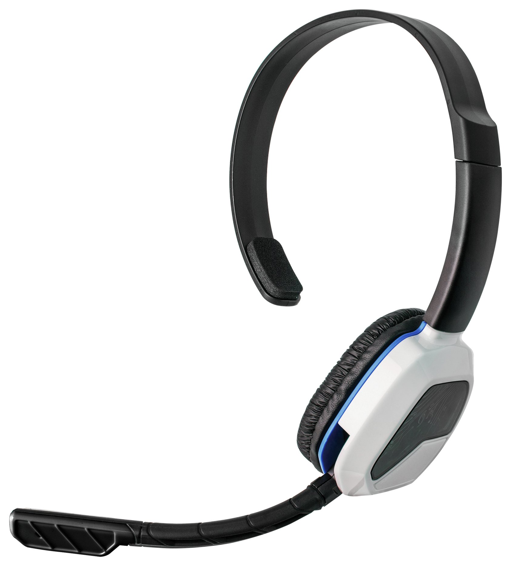 Image of Afterglow LVL 1 Mono Chat Headset for PS4 - White