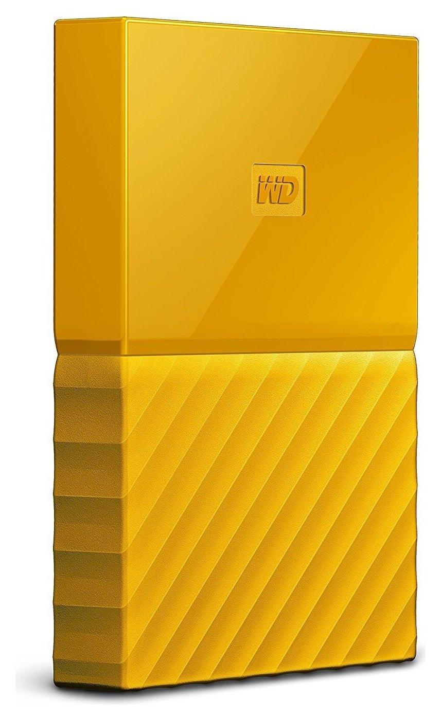 WD 2TB My Passport Yellow