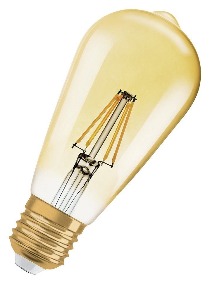 osram 35w vintage 1906 led es filament bulb review. Black Bedroom Furniture Sets. Home Design Ideas