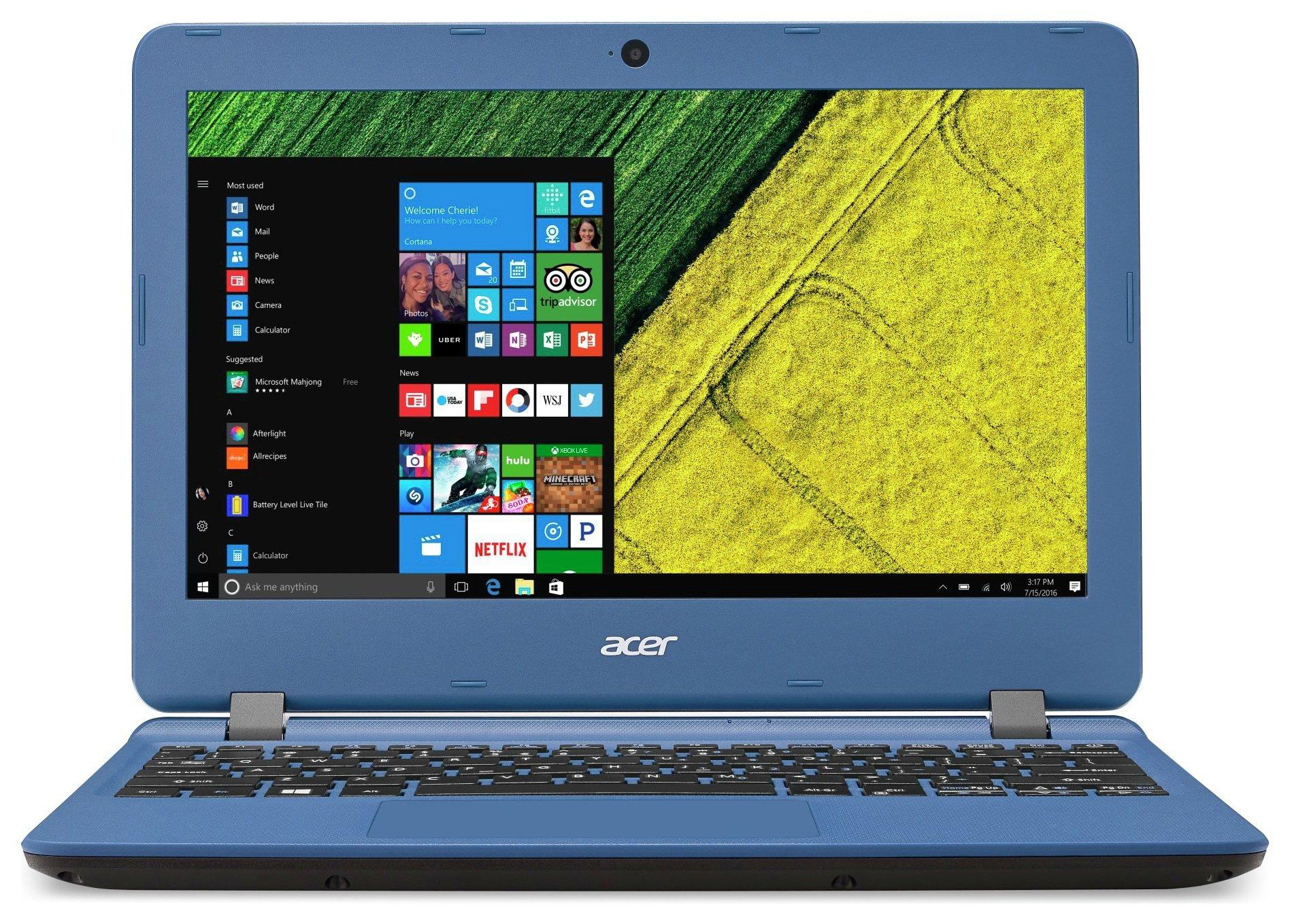 Sale On Acer Aspire Es 11 6 Inch Celeron 4gb 32gb Laptop