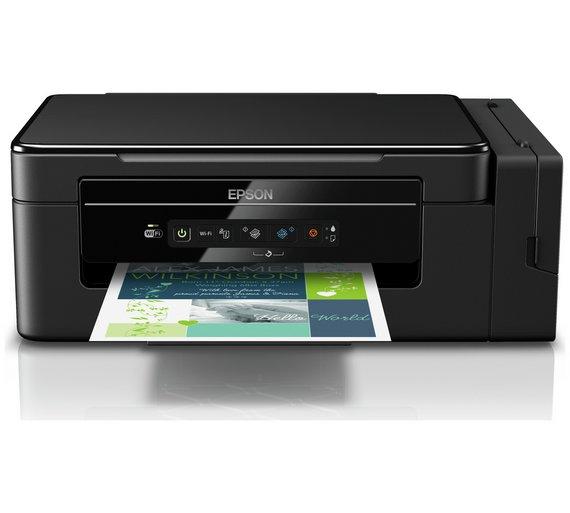 Buy Epson EcoTank ET 2600 Ink Tank All In One Wireless Printer