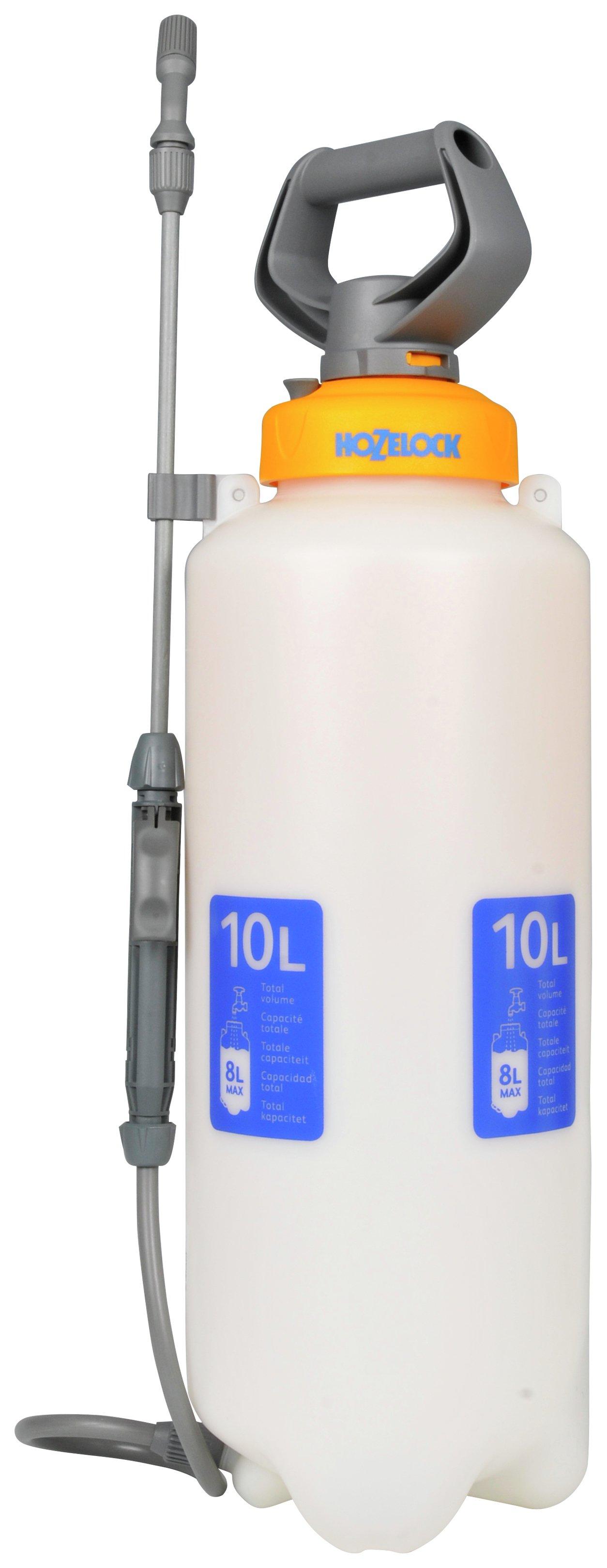 Image of Hozelock 10L Pressure Sprayer.