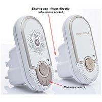 Motorola MBP8 Audio Baby Monitor.