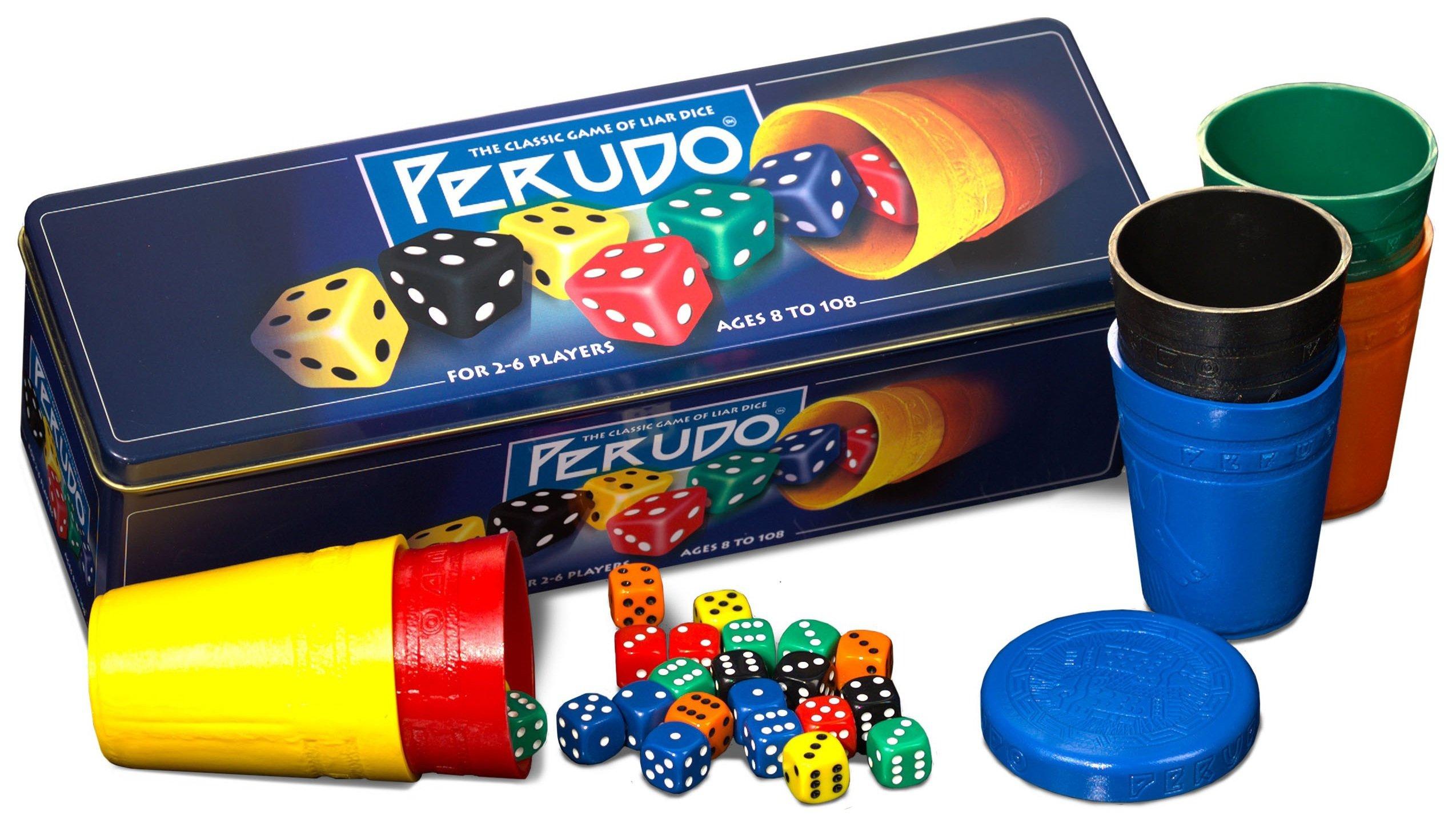 Image of Paul Lamond Games Perudo Game.
