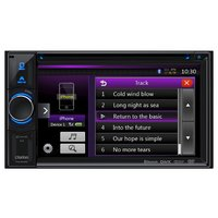Clarion NX404E Multimedia Navigation Unit.