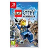 LEGO City Undercover Switch Game