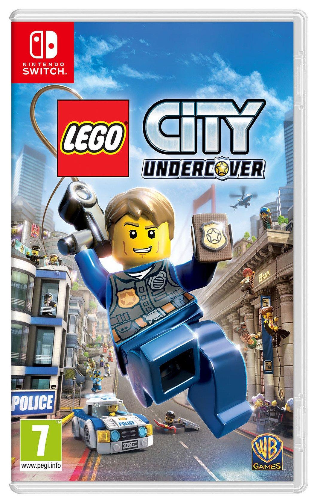 Buy LEGO City Undercover Switch Game | Nintendo Switch games | Argos