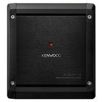Kenwood X301-4 300 Watt 4 Channel Amplifer.