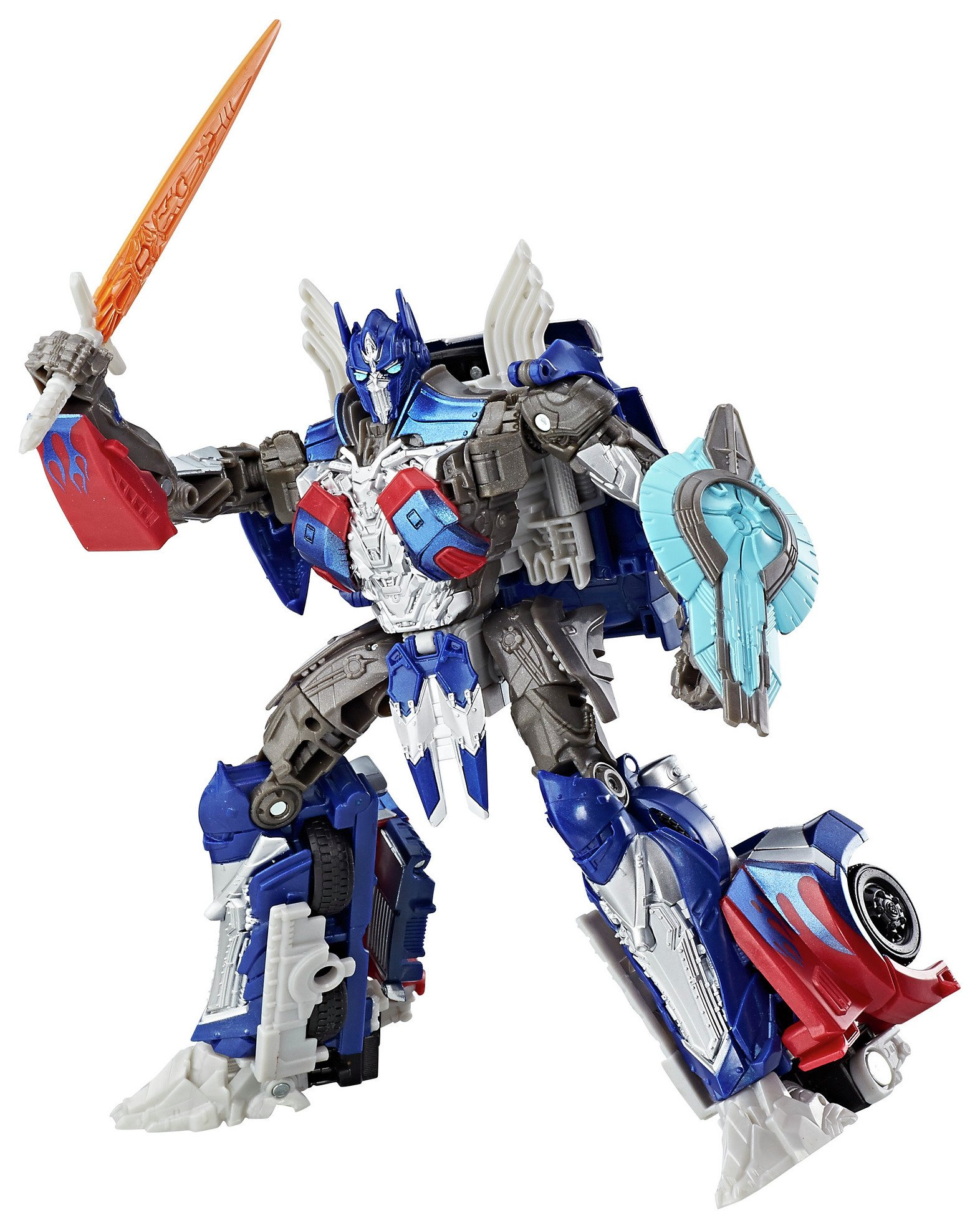 Image of Transformers Premier Edition Voyager Class Optimus Prime